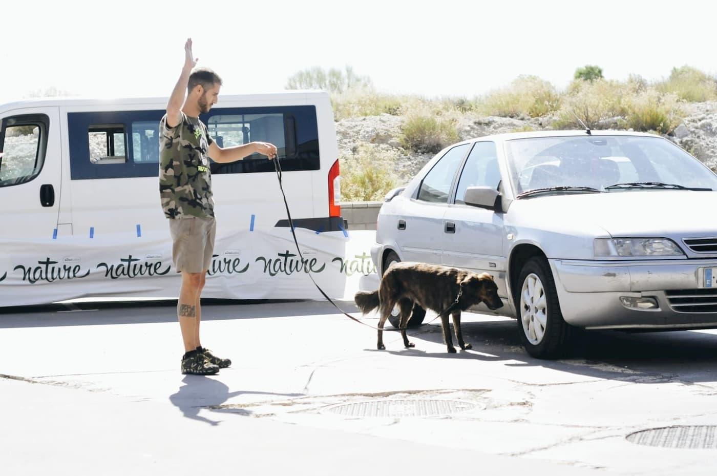 Detección Deportiva Canina