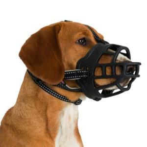 bozal para perro trixie flex