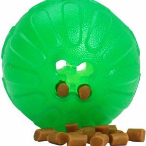pelota starmark everlasting juguetes interactivos para perros