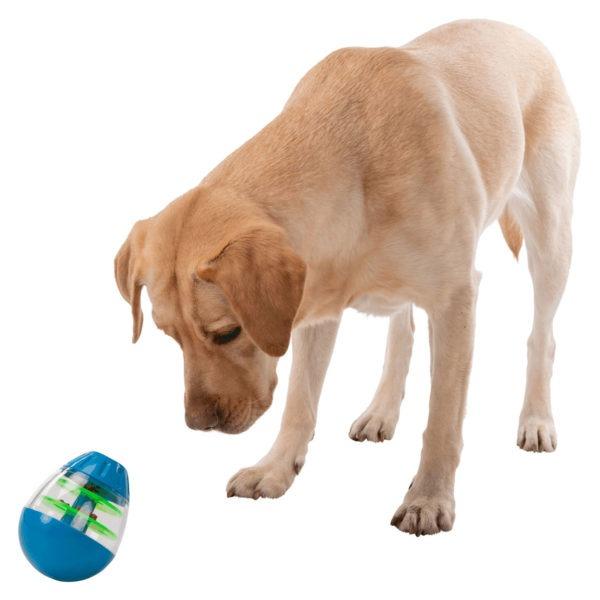 Trixie Huevo para Snacks para perros juguetes interactivos