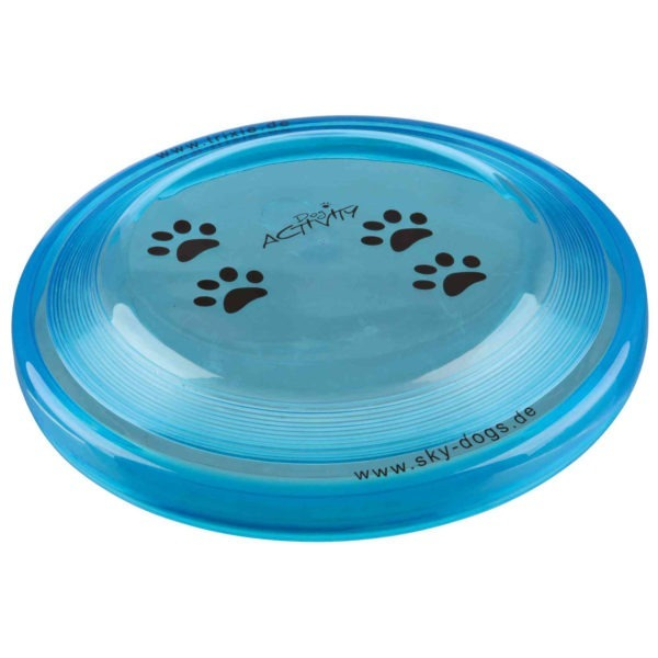 disc dog activity trixie