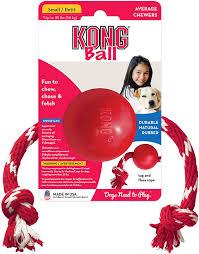 kong pelota con cuerda