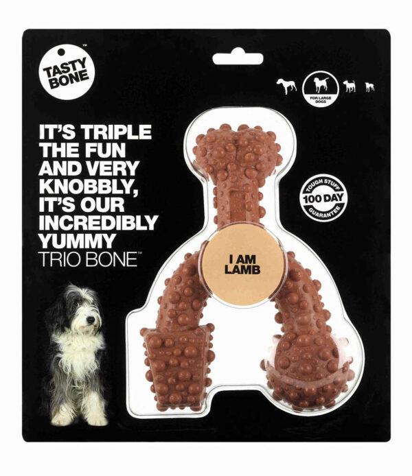 Tasty Trio Bone Cordero Large 1