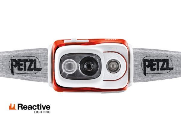 Linterna Frontal SWIFT RL PETZL 2