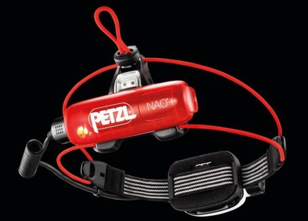 Linterna Frontal NAO + PETZL 5
