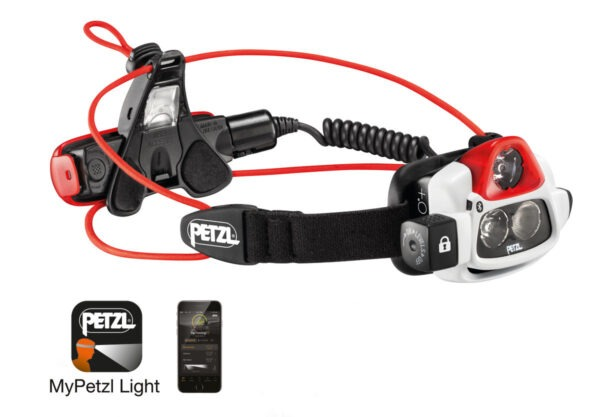 Linterna Frontal NAO + PETZL 1