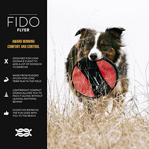 Frisbee para perro Fido Flyer, Ezydog 2