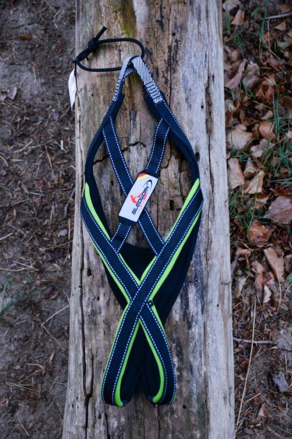 Arnés de tiro G3, SledWork (Canicross, bikejöring, mushing) 13
